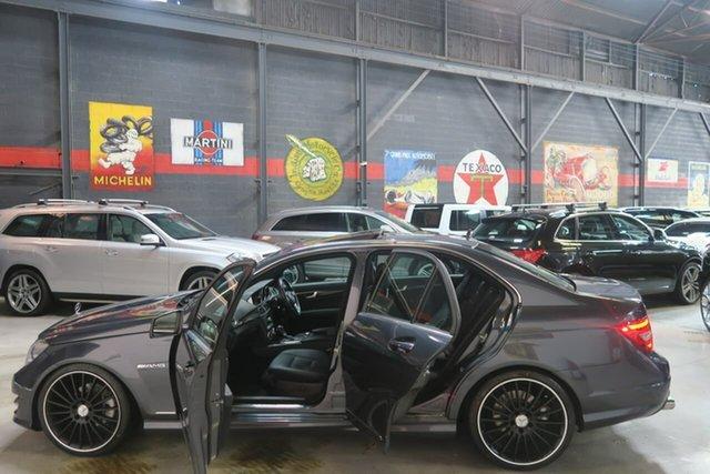 Used Mercedes-Benz C250 CDI W204 MY13 Avantgarde 7G-Tronic +, 2013 Mercedes-Benz C250 CDI W204 MY13 Avantgarde 7G-Tronic + Grey 7 Speed Sports Automatic Sedan