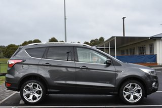 2017 Ford Escape ZG 2018.00MY Titanium PwrShift AWD Magnetic 6 Speed Sports Automatic Dual Clutch.