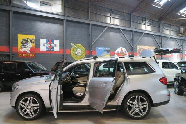 Used Mercedes-Benz GL-Class X166 , 2013 Mercedes-Benz GL-Class X166 Silver 7 Speed Sports Automatic Wagon