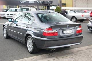 2002 BMW 325i E46 MY2002 Steptronic Grey 5 Speed Sports Automatic Sedan
