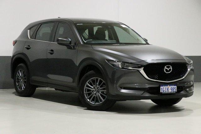 Used Mazda CX-5 MY17 Maxx Sport (4x4), 2017 Mazda CX-5 MY17 Maxx Sport (4x4) Grey 6 Speed Automatic Wagon