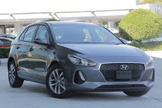 2020 Hyundai i30 PD2 MY20 Active Iron Grey 6 Speed Automatic Hatchback.