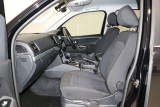 2017 Volkswagen Amarok 2H MY18 V6 TDI 550 Sportline Black 8 Speed Automatic Dual Cab Utility