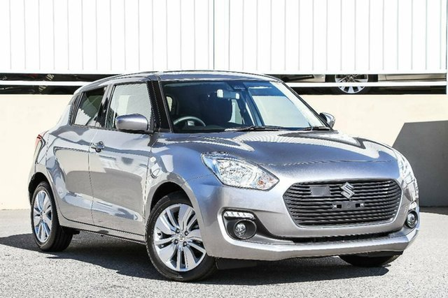 Demo Suzuki Swift  , 2019 Suzuki Swift SWIFT6 SWIFT GL+ NAVIGATOR (WITH SAFTEY PACK) Premium Silver Hatchback