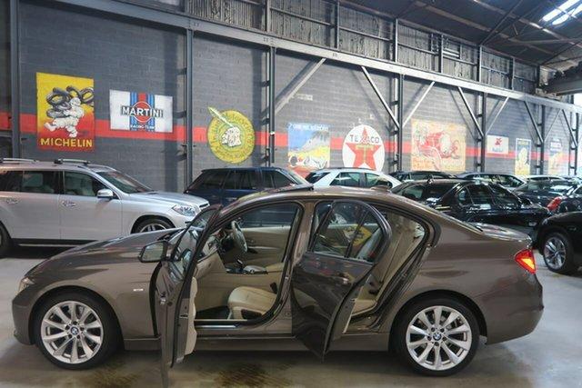 Used BMW 3 Series F30 MY0812 328i, 2012 BMW 3 Series F30 MY0812 328i Bronze 8 Speed Sports Automatic Sedan