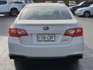 2019 Subaru Liberty B6 MY19 2.5i CVT AWD Premium Crystal White 6 Speed Constant Variable Sedan