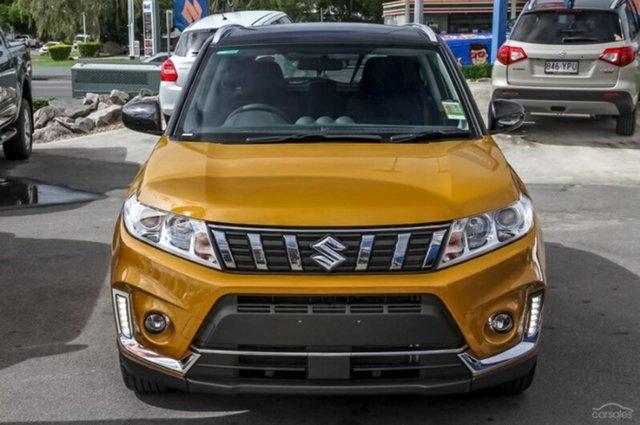 New Suzuki Vitara  , 2019 Suzuki Vitara VITARA VITARA GL+ AUTO 2WD Solar Yellow & Cosmic Black Roof Wagon