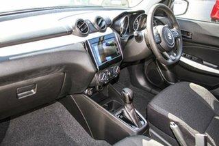 2019 Suzuki Swift SWIFT6 SWIFT GL+ NAVIGATOR (WITH SAFTEY PACK) Premium Silver Hatchback.