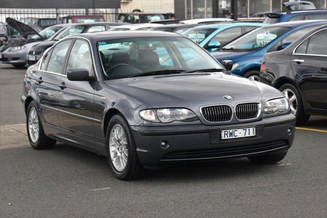 Used BMW 325i E46 MY2002 Steptronic, 2002 BMW 325i E46 MY2002 Steptronic Grey 5 Speed Sports Automatic Sedan