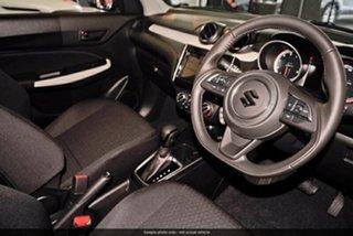 2019 Suzuki Swift AZ GL Navigator Super Black 1 Speed Constant Variable Hatchback.
