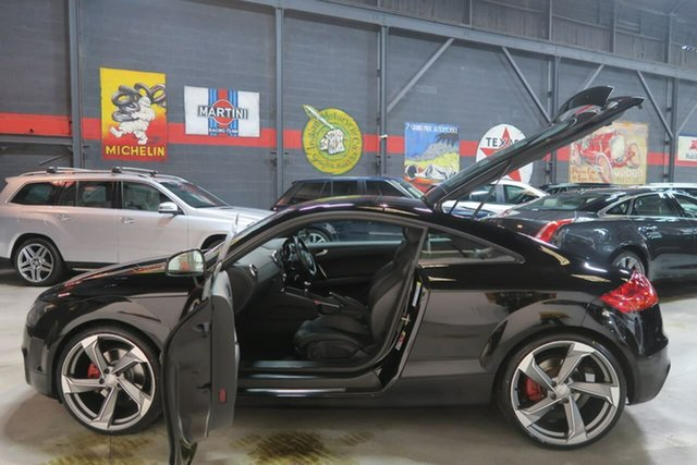 Used Audi TT 8J MY11 , 2011 Audi TT 8J MY11 Black 6 Speed Manual Coupe
