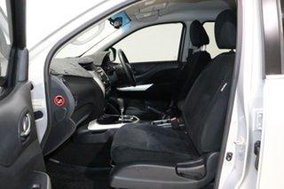 2016 Nissan Navara D23 Series II ST-X (4x2) Silver 7 Speed Automatic Dual Cab Utility