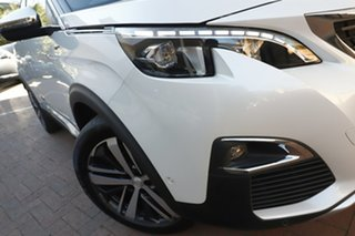2019 Peugeot 3008 P84 MY20 GT SUV White 8 Speed Sports Automatic Hatchback.