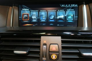 2016 BMW X3 F25 LCI xDrive20d Steptronic Black 8 Speed Automatic Wagon