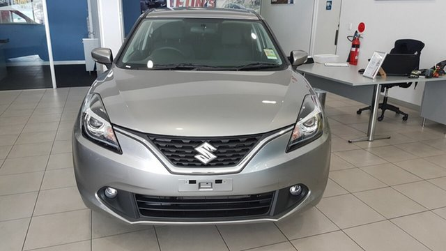 New Suzuki Baleno EW GLX, 2019 Suzuki Baleno EW GLX Premium Silver 6 Speed Automatic Hatchback