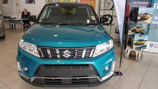New Suzuki Vitara LY Series II 2WD, 2019 Suzuki Vitara LY Series II 2WD Turquoise/Black Roof 6 Speed Automatic Wagon