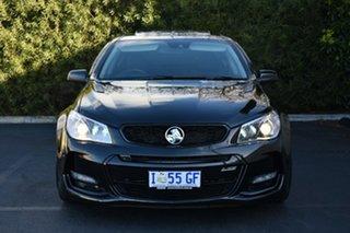 2017 Holden Commodore VF II MY17 SS V Redline Black 6 Speed Manual Sedan.