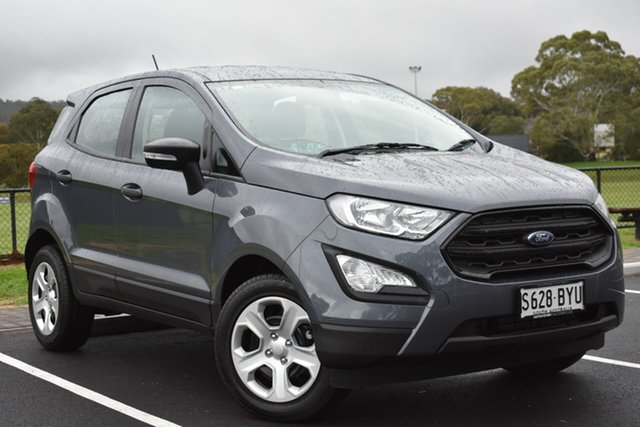 Used Ford Ecosport BL 2018.75MY Ambiente, 2018 Ford Ecosport BL 2018.75MY Ambiente Grey 6 Speed Automatic Wagon
