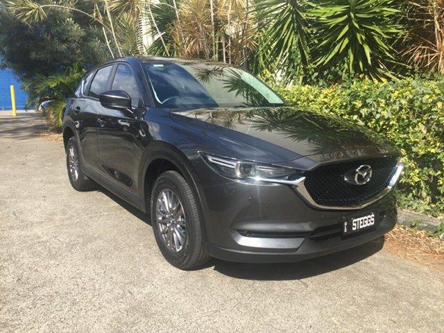 Used Mazda CX-5 MY18 (KF Series 2) Touring (4x4), 2018 Mazda CX-5 MY18 (KF Series 2) Touring (4x4) Grey 6 Speed Automatic Wagon