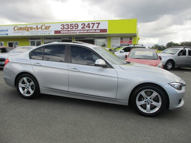 Used BMW 3 Series F30 328i, 2012 BMW 3 Series F30 328i Silver 8 Speed Sports Automatic Sedan