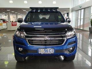 2019 Holden Colorado RG MY19 LTZ Pickup Crew Cab Power Blue 6 Speed Sports Automatic Utility.