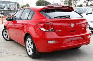 2013 Holden Cruze JH MY13 CD Equipe Red 6 Speed Automatic Hatchback.
