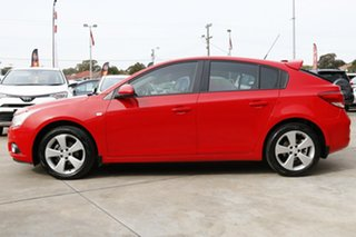 2013 Holden Cruze JH MY13 CD Equipe Red 6 Speed Automatic Hatchback