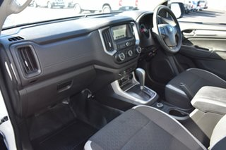 2016 Holden Colorado RG MY16 LS Olympic White 6 Speed Sports Automatic Cab Chassis