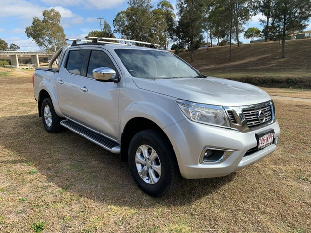 Used Nissan Navara D40 MY12 Upgrade ST (4x4), 2015 Nissan Navara D40 MY12 Upgrade ST (4x4) Silver 6 Speed Manual Dual Cab Pick-up