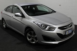 2014 Hyundai i40 VF2 Active Silver 6 Speed Sports Automatic Sedan.