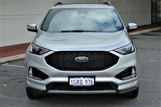 2018 Ford Endura CA 2019MY ST-Line SelectShift AWD Ingot Silver 8 Speed Sports Automatic Wagon.