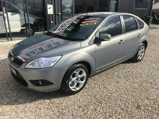 2010 Ford Focus 2.0 Silver 5 Speed Automatic Hatchback.