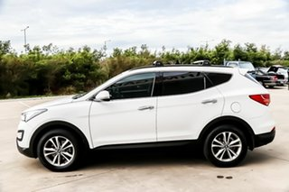 2014 Hyundai Santa Fe DM2 MY15 Elite Creamy White 6 Speed Sports Automatic Wagon