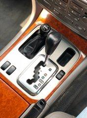 2002 Toyota Landcruiser UZJ100R Sahara Silver 5 Speed Automatic Wagon