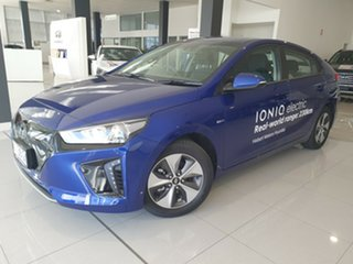 2019 Hyundai Ioniq AE.2 MY19 electric Elite Intense Blue 1 Speed Reduction Gear Fastback.