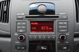 2012 Kia Cerato TD MY12 SI Black 6 Speed Sports Automatic Hatchback