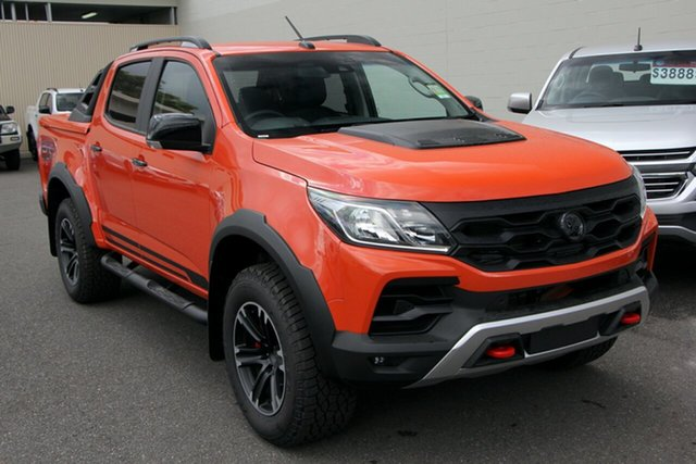 New Holden Special Vehicles Colorado RG MY18 SportsCat+ Pickup Crew Cab, 2018 Holden Special Vehicles Colorado RG MY18 SportsCat+ Pickup Crew Cab Crush 6 Speed