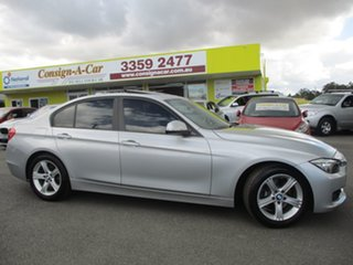 2012 BMW 3 Series F30 328i Silver 8 Speed Sports Automatic Sedan