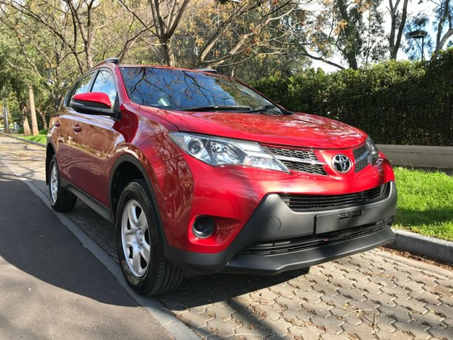 Used Toyota RAV4 ASA44R GX AWD, 2013 Toyota RAV4 ASA44R GX AWD Wildfire 6 Speed Sports Automatic Wagon
