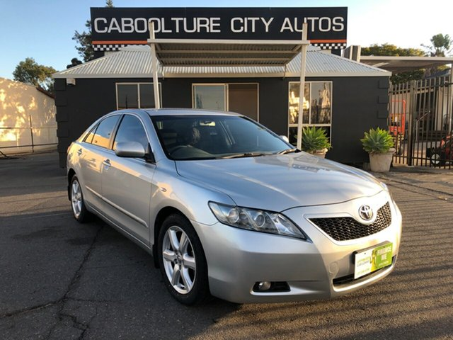 Used Toyota Camry ACV40R Touring, 2009 Toyota Camry ACV40R Touring Silver 5 Speed Automatic Sedan
