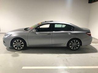 2018 Honda Accord 9th Gen MY18 VTi-L Silver 5 Speed Sports Automatic Sedan.
