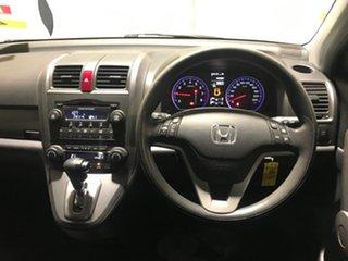 2007 Honda CR-V RE MY2007 Sport 4WD Silver 5 Speed Automatic Wagon