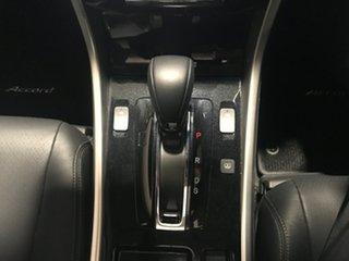 2018 Honda Accord 9th Gen MY18 VTi-L Silver 5 Speed Sports Automatic Sedan