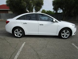 2010 Holden Cruze JG CDX 5 Speed Manual Sedan.