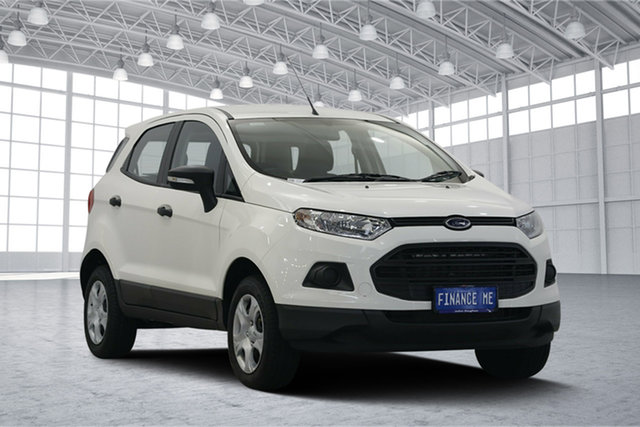 Used Ford Ecosport BK Ambiente, 2016 Ford Ecosport BK Ambiente White 5 Speed Manual Wagon