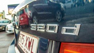 2013 BMW 320d F30 MY0813 Blue 8 Speed Sports Automatic Sedan