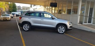 2019 Skoda Karoq NU MY19 110TSI DSG FWD Silver 7 Speed Sports Automatic Dual Clutch Wagon