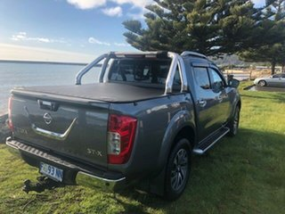 2016 Nissan Navara D23 S2 ST-X Slate Grey 7 Speed Sports Automatic Utility