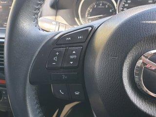 2012 Mazda CX-5 KE1071 Grand Touring SKYACTIV-Drive AWD Silver 6 Speed Sports Automatic Wagon