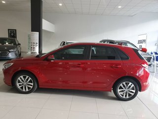 2019 Hyundai i30 PD2 MY19 Active Fiery Red 6 Speed Sports Automatic Hatchback